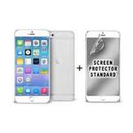 Puro zadní kryt pro Apple iPhone 6 Plus / 5,5 / ULTRA-SLIM 0.3 / fólie na displey / transparentní (IPC65503TR)