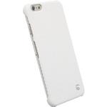 Krusell zadní kryt MALMÖ TEXTURECOVER pro Apple iPhone 6 / 4,7 / bílá (89987)
