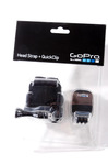 GoPro head strap and quickclip / Čelenka a QuickClip pro kamery HERO (ACHOM-001)