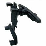 Qoltec Nastavitelný držák do auta na sklo či opěrku / hlavy pro tablet 7-12 (51221)