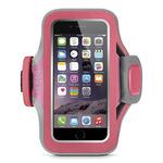 Belkin pouzdro Slim-fit Plus Armband pro Apple iPhone 6 / sportovní pouzdro na ruku / růžová (F8W499btC01)