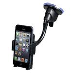 Univerzální držák CELLY FLEX11 pro mobilní telefony / Smartphone / 53 - 85 mm / husí krk (FLEX11)