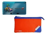 3DS Protector and Pouch Set (Mario Kart 7) / Příslušenství pro Nintendo 3DS (NI3P0312) - HORI 3DS Protector and Pouch Set Mario kart 7