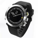 COGITOwatch 2.0 CLASSIC Silver Arrow / Bluetooth hodinky / Pro iOS a Android / černo-stříbrné (CW2.0-002-01)