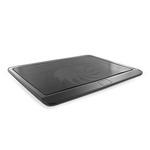 4World chladicí podložka pro notebooky 10 - 14 / 1 ventilátor / Černá (07629)