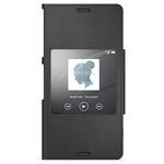 Sony Smart Cover SCR26 / flipové pouzdro pro Sony Xperia Z3 Compact / černá (1287-5829)