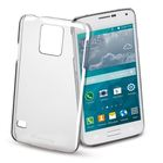 CellularLine Invisible kryt pro Samsung Galaxy S5 Mini / čirá (INVISIBLEGALS5MIN)