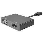 HP Micro HDMI na VGA/HDMI Adapter (K8E31AA)