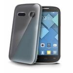 CELLY Gelskin TPU zadní kryt pro Alcatel One Touch Pop C5 / bezbarvé / výprodej (GELSKIN468)