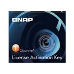 QNAP IP CAM licence 1CH (UMNP00507) - QNAP licenční balíček pro kamery - 1 kamera LIC-CAM-NAS-1CH