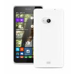 Puro zadní kryt pro Microsoft Lumia 535 ULTRA-SLIM 0.3mm / transparentní (MSLUMIA53503TR)