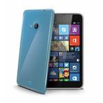 CELLY Gelskin TPU zadní kryt pro Microsoft Lumia 535 / čiré (GELSKIN469)
