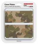 3DS new Cover Plate 17 / Camouflage (NI3P110170)