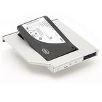 DELL rámeček pro sekundární HDD do Media Bay šachty / pro Latitude E6320 / E6330 / E6420 / E6430 / ATG / E6520 / E6530 (2BSKM)