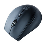 CONNECT IT bezdrátová myš / optická / matná černá (CI-61)