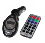KrugerMatz Peiying URZ0397 / MP3/FM Transmitter / USB/SD/MMC/Line-in vstup / Display (URZ 0397)