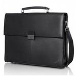 ThinkPad Executive Leather Case / 14.1 / Brašna / černá (4X40E77322)