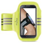 Puro pouzdro na paži pro telefony s displejem do 5 / zelená (UNIBANDGRN)