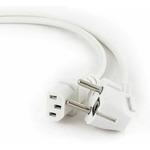 Gembird kabel síťový VDE / 1.8m (PC-186W-VDE)
