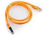 Gembird Patch kabel RJ45 / cat. 5e / FTP / 1m / oranžový (PP22-1M/O)