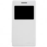 Nillkin Sparkle S-View Pouzdro pro Lenovo P70 / bílá (8592118814614)
