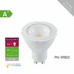 Whitenergy Led žárovka COB MR16 GU10 8W 560lm teplá bílá 09823