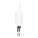 WHITENERGY LED žárovka SMD2835 C30L / E14 / 5W / bílá mléčná (09905)