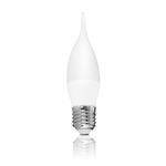 WHITENERGY LED žárovka SMD2835 C30L / E27 / 5W / bílá mléčná (09906)