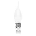 WHITENERGY LED žárovka SMD2835 C30L / E27 / 3W / bílá mléčná (09908)