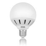 Whitenergy LED žárovka SMD2835 G95 E27 12W bílá mléčná