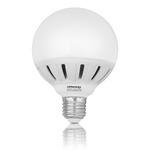 Whitenergy LED žárovka SMD2835 G95 E27 15W bílá mléčná