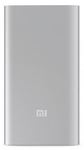 Xiaomi Mi Power Bank 5000mAh Silver (Xiaomi-new-power-5K-silver)