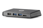 HP 3001pr USB 3.0 Port Replicator - F3S42AA#ABB