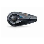 CellularLine Headset OFFROAD / Bluetooth / pro uzavřené a otevřené přilby / microUSB / černá (INTERPHOFFROAD)