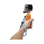 ROLLEI Ruční stativ do vody - pro kamery GoPro a ROLLEI / 300 / 310 / 400 / 410 / oranžová (21565)