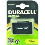 DURACELL Baterie - DRNEL20 pro Nikon EN-EL20 / černá / 800 mAh / 7.4 V (DRNEL20)