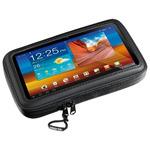 Interphone SM54 / Voděodolné pouzdro pro 5.4 mobilní telefony a GPS navigace / úchyt na řídítka / černé (SMGPS54)
