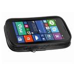 Interphone SM47 / Voděodolné pouzdro pro 4.7 mobilní telefony a GPS navigace / úchyt na řídítka / černé (SMGPS47)