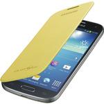 Samsung flipové pouzdro pro Samsung Galaxy S4 mini (i9195) / žlutá (EF-FI919BYEGWW)