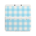 New 3DS Cover Plate 13 (Blue Mix) / modrý (NI3P11013)