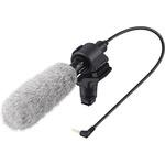 """SONY ECM-CG60 / Vysoce kvalitní mikrofon typu """"shotgun"""" pro fotoaparáty a videokamery se vstupem mikrofonu (3.5mm jack) (ECMCG60.SYH)"""