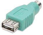Manhattan USB PS/2 adaptér (333962)