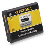 PATONA baterie pro foto Nikon ENEL / 19 600mAh (PT1090)