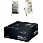 UBNT TOUGHCable Connectors Box (100 ks) Cat. 5 / RJ-45 Plug / stíněný (TC-CON_Box)