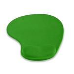 4World Podložka pod myš gelová / zelená (10101)