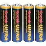 KODAK ULTRA DIGITAL alkalické baterie AA / 4ks / blister (30959514)