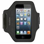 Belkin iPod Touch 5G / sportovní pouzdro EaseFit / černé / výprodej (F8W149vfC00)