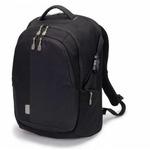 Dicota Backpack Eco 15.6 / Batoh na notebook / do 15.6/ černý / výprodej (D30675)