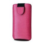 RedPoint Soft Slim pouzdro se zavíráním velikost XL / PU kůže / růžový (RPSOS-006-XL)