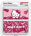New 3DS Cover Plate Hello Kitty (NI3P11019)